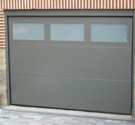 Chassis Jette - PORTE GARAGE SECTIONELLE