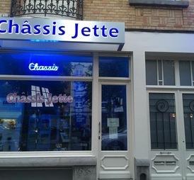 Chassis Jette - Nouvelles réalisations